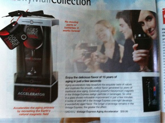 oh sky mall, how I love thee