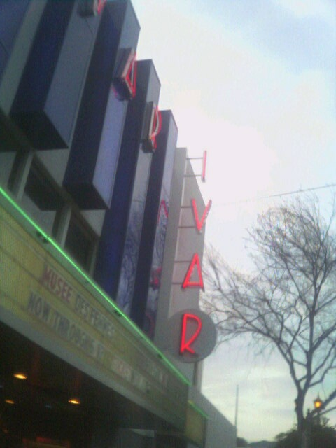 Historic Ivar Theatre